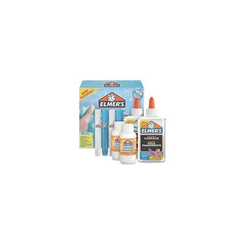 ELMER S 8-tlg. Bastelkleber-Set für Schleimherstellung »Frosty Slime Kit«, ELMER S