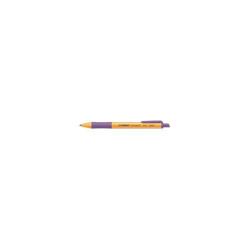Stabilo Kugelschreiber »pointball« lila, Stabilo
