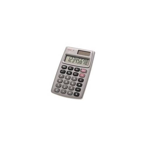 Genie Taschenrechner »510« silber, GENIE, 6x0.5x9.5 cm