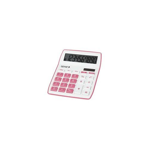 Genie Tischrechner »840« pink, GENIE, 10.6x3x13.8 cm