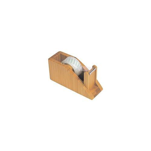 Wedo Klebeband-Abroller »Bambus«, Wedo, 11.8x5.8x4.2 cm