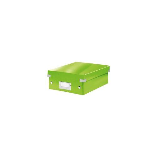 Leitz Organisationsbox Klein »Click & Store 6057« grün, Leitz, 22x10x28.2 cm