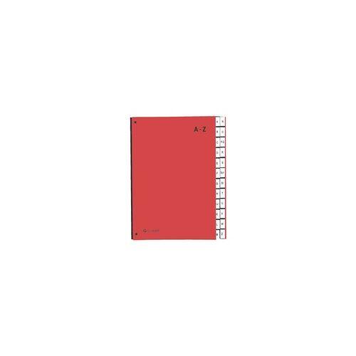 Pagna Pultordner »COLOR« rot, Pagna, 26.5x34 cm
