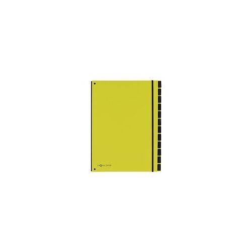 Pagna Pultordner »Trend« grün, Pagna, 26.5x34 cm