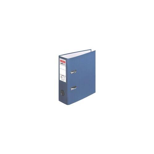 Herlitz Ordner blau, Herlitz, 7.5x23x22 cm