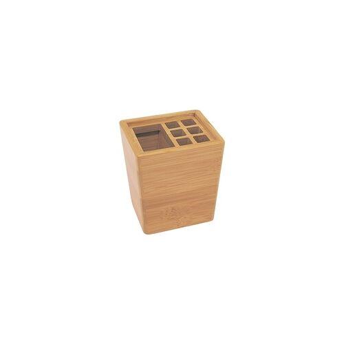 Wedo Köcher »Bambus«, Wedo, 9.6x10.8x8.5 cm