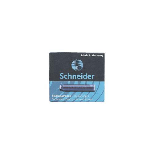 Schneider Tintenpatronen »6603« blau, Schneider
