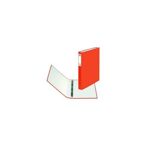 Herlitz Ringbuch A4 »maX.file« - 4 Ringe rot, Herlitz, 27.5x32.5 cm