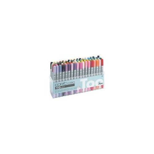COPIC Ciao 72er-Set COPIC® Ciao A Layoutmarker, COPIC Ciao