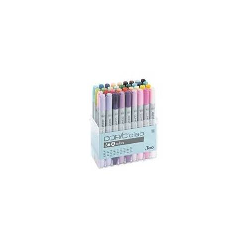 COPIC Ciao 36er-Set COPIC® Ciao A Layoutmarker, COPIC Ciao