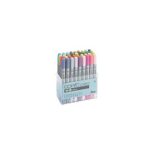 COPIC Ciao 36er-Set COPIC® Ciao C Layoutmarker, COPIC Ciao