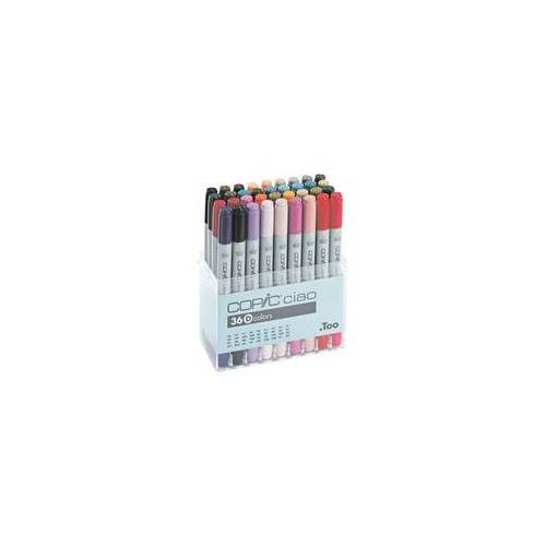 COPIC Ciao 36er-Set COPIC® Ciao D Layoutmarker, COPIC Ciao
