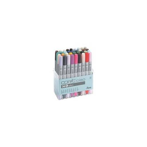 COPIC Ciao 36er-Set COPIC® Ciao E Layoutmarker, COPIC Ciao
