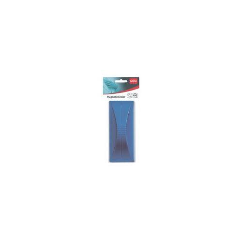 Nobo Magnetischer Tafelwischer für Whiteboards blau, Nobo, 21.9 cm