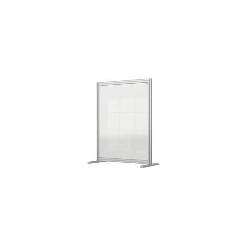 Nobo Schreibtisch-Trennwand »Premium Plus« 120 x 80 cm, Nobo, 80x100x40 cm