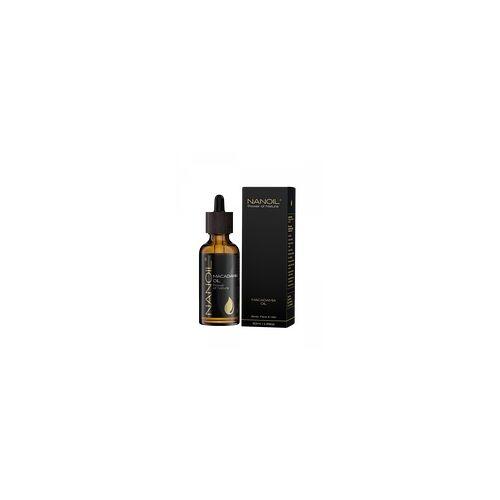 Nanoil Macadamia Oil Body, Face & Hair 50 ml