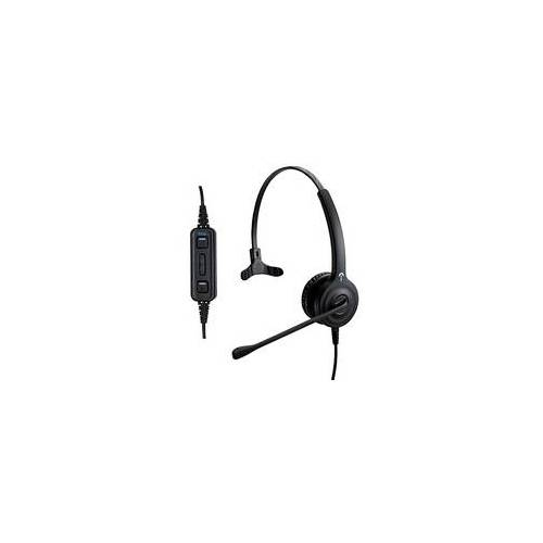 IPN Headsets IPN H80D Mono Headset USB Kabel MS Lync optimiert IPN029