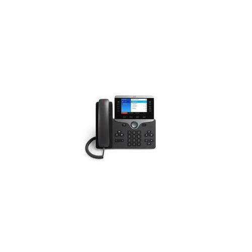 Cisco Systems CP-8841-K9 Cisco IP Phone 8841, Charcoal