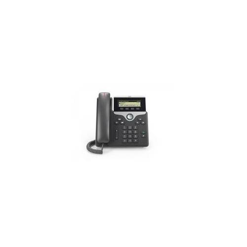 Cisco Systems CP-7811-K9 Cisco IP Phone 7811, charcoal