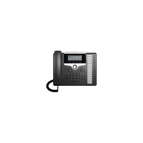 Cisco Systems CP-7861-K9 Cisco IP Phone 7861, charcoal