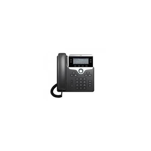 Cisco Systems CP-7841-K9 Cisco IP Phone 7841, charcoal