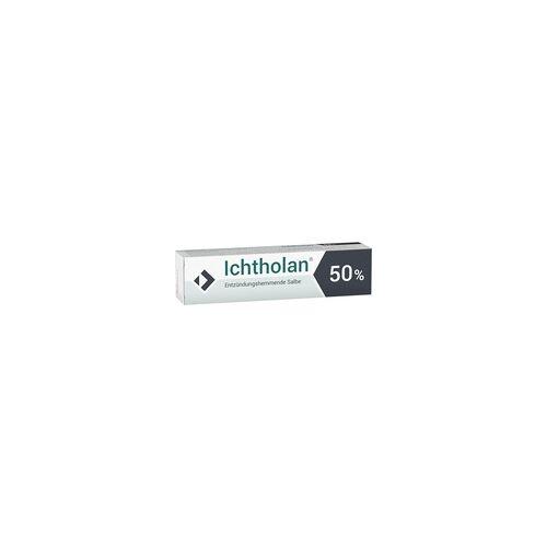 Ichthyol ICHTHOLAN 50% Salbe
