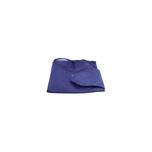NOBAMED 50 NOBAMED Besucherkittel Blau Vliesstoff, Größe: XXXL