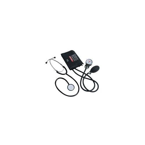 SANISMART CA-MI A-100 Aneroid Blutdruckmessgerät + Stethoskop