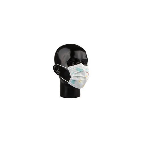 KingFa Kinder Mundschutz Kindermaske Kinder Mund-Nasen-Schutz 50 Stück