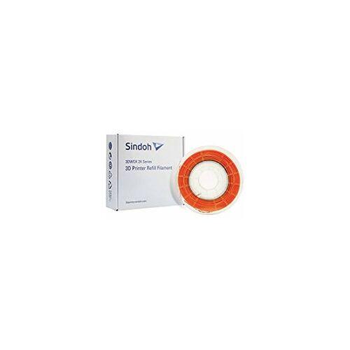Sindoh PMSI-1000-005 Flexible Filament Flexibles Filament flexibel 1.75mm 500g Orange 1St.