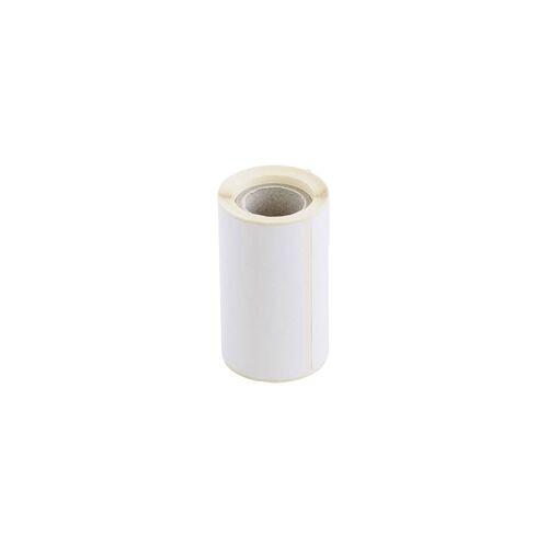 Kern YKE-A02 Rolle mit Etiketten für YKE-01, 73×61 mm, 100 Etiketten