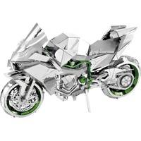 Metal Earth Iconx Kawasaki Ninja Green Metallbausatz