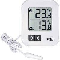 TFA Dostmann 30.1043.02 Thermometer Weiß