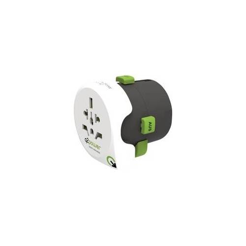 Q2 Power 2.100100 Reiseadapter Weltreiseadapter Qdapter