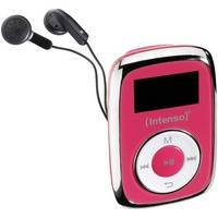 Intenso Music Mover MP3-Player 8GB Pink Befestigungsclip