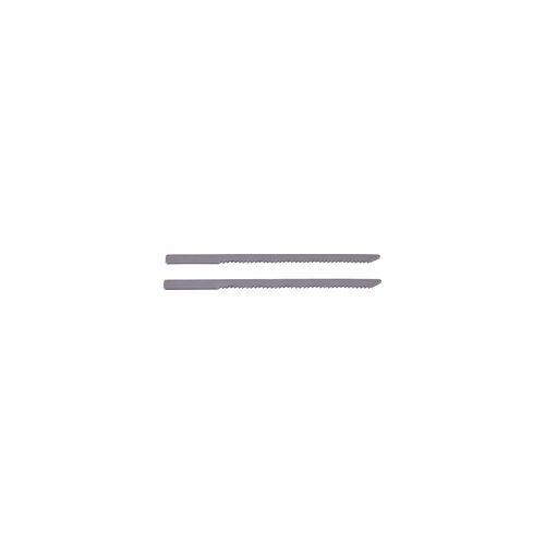 Proxxon Micromot Stichsägeblätter für Metalle, Plexiglas usw. 28 056 Metall, Plexiglas 2St.