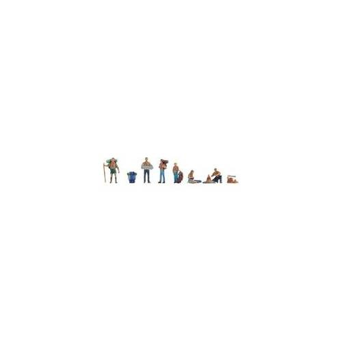 NOCH 0015879 H0 Figuren Pfadfinder