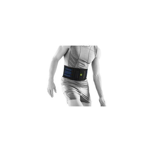 BAUERFEIND Sports Rücken Bandage schwarz, Gr. S