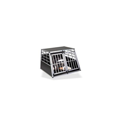 DEMA Hundebox / Hundetransportbox Balu für Auto Kfz