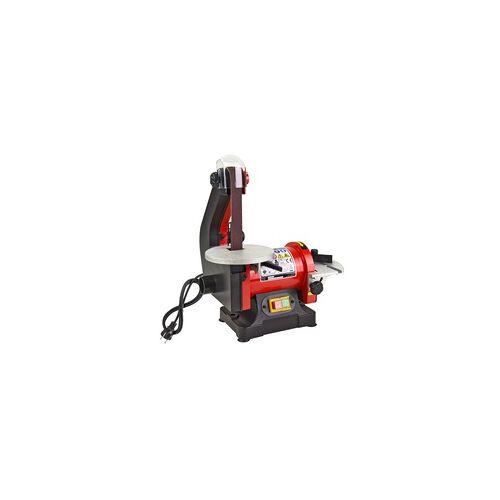 DEMA Bandschleifer Tellerschleifer DBTS750 Bandschleifmaschine Kombi-Schleifmaschine