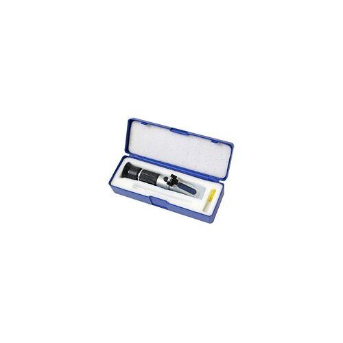DEMA Refraktometer / Handrefraktometer für Batterie Wischwasser Kühlwasser Kfz Pkw