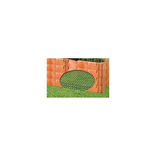 Juwel Hochbeet Mäusegitter / Nagetiergitter 130x500 cm Hochbeet