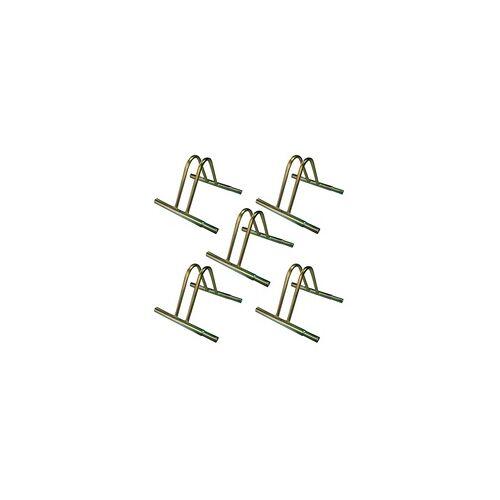 DEMA 5 Stück Fahrradständer / Fahrradhalter für Räder Fahrrad im Set