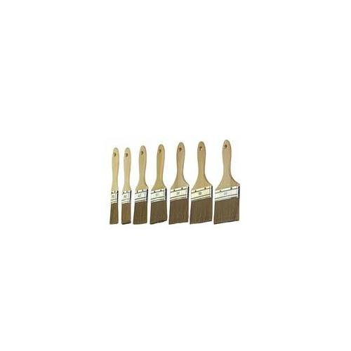 DEMA Flachpinsel / Malerpinsel Pinselset 20 - 80 mm 7 tlg