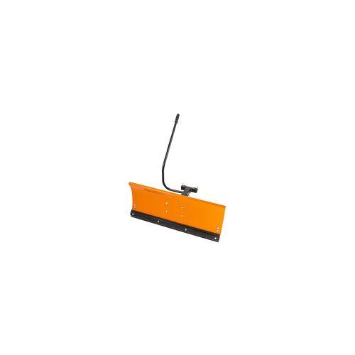 DEMA Schneeschild für Rasentraktor 100 cm Pro