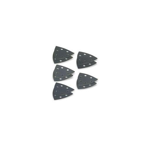 DEMA Schleifscheiben für Deltaschleifer K120-K1200 Schleifband Schleifscheibe