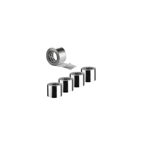 DEMA 5x Alu Klebeband / Aluminiumband 100 mm x 50 m