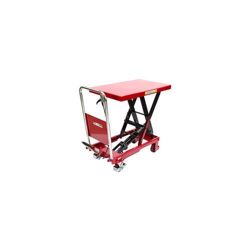DEMA Hydraulischer Hubtischwagen / Hubwagen / Hubtisch TF-500 bis 500kg