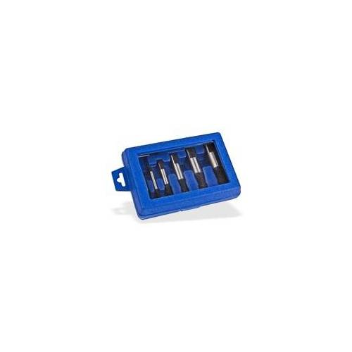DEMA Schrauben-Ausdreher 8tlg M5 - M45 Schrauben Schraubenlöser Spezial Ausdreh-Satz