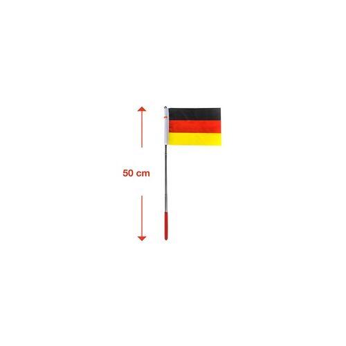 DEMA Deutschlandflagge / Deutschlandfahne 20 - 50 cm